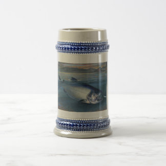 KIng Salmon Beer Stein
