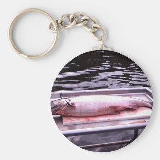 King Salmon Keychain