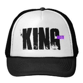 King, Skate Cap