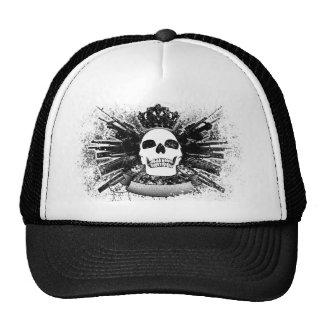 King Skull Cap