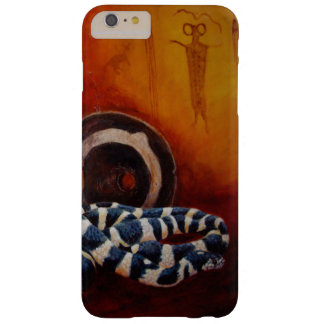 King Snake with petroglyphs and ancient pot Barely There iPhone 6 Plus Case