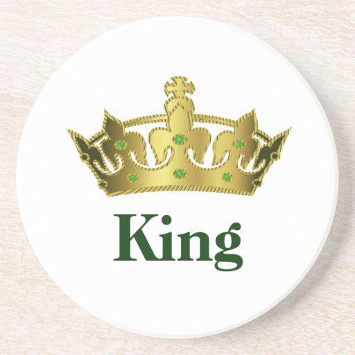 King Stone Coaster