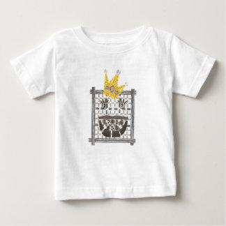 King Sudoku Baby T-Shirt