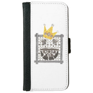 King Sudoku I-Phone 6/6S Wallet Case