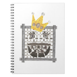 King Sudoku Notebook