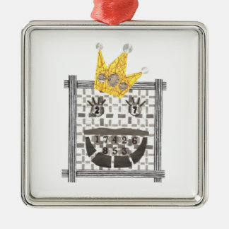 King Sudoku Premium Ornament