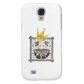 King Sudoku Samsung Galaxy S4 Case