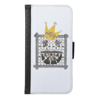 King Sudoku Samsung Galaxy S6 Wallet Case