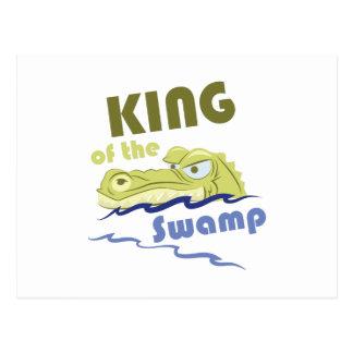 King Swamp Postcard