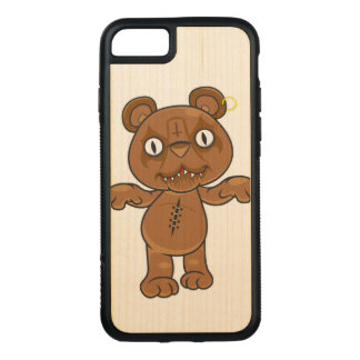 King Teddy Carved iPhone 7 Case