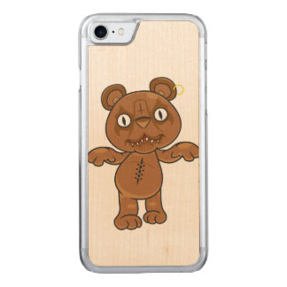 King Teddy Carved iPhone 8/7 Case