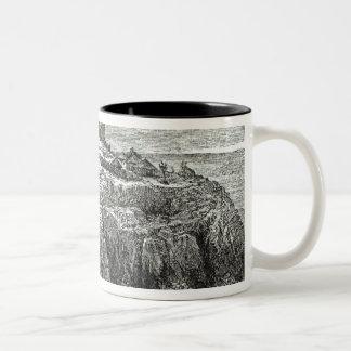 King Theodore's House Magdala Two-Tone Coffee Mug