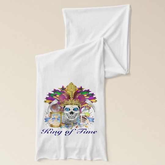 King time and Argos Scarf