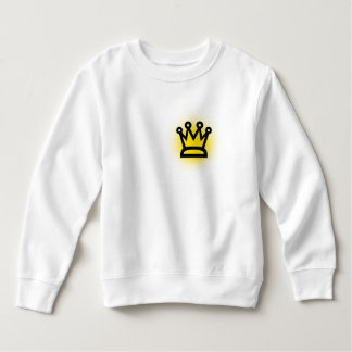 King Toddler Fleece Sweatshirt