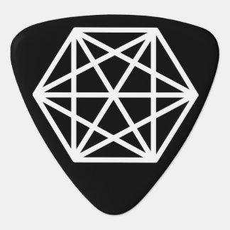 King (-) / Triangle Guitar Picks