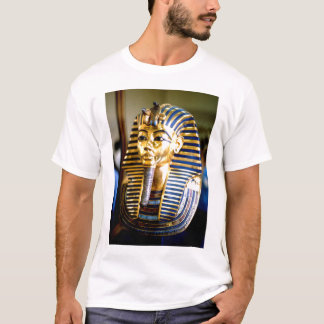King Tutankhamun Gold Mask T-Shirt