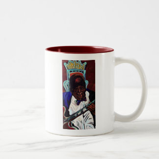 King  Two-Tone coffee mug