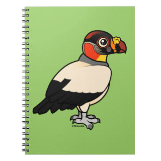 King Vulture Notebooks