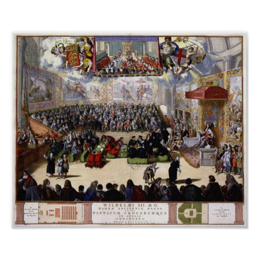 King William III and the House of Commons