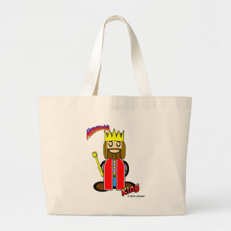 King (with logos) bag