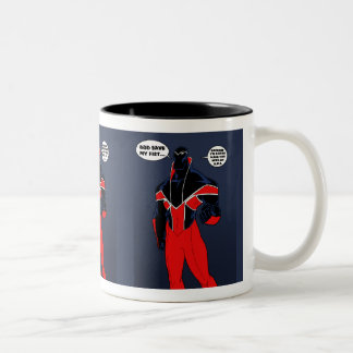 Kingdom God Save My Fist Mug