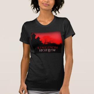 Kingdom Horror Cemetery T-Shirt, Women's T-shirts