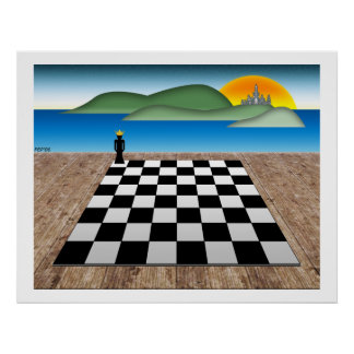 Kingdom of Chess Poster