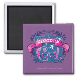 Kingdom of Cool Magnet