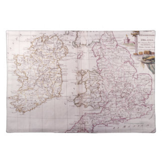 Kingdom of England Placemat