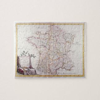 Kingdom of France Jigsaw Puzzle