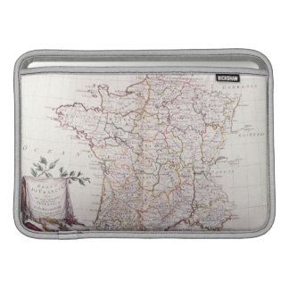 Kingdom of France MacBook Sleeve