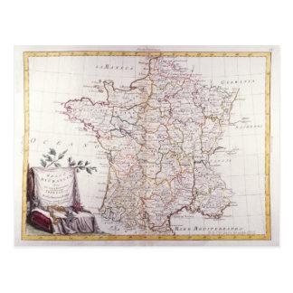 Kingdom of France Postcard