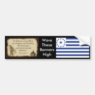 Kingdom of God bumper Bumper Sticker