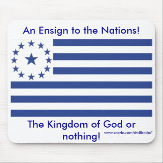 Kingdom of God mousepad