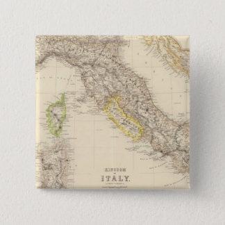Kingdom of Italy 15 Cm Square Badge