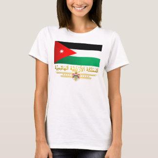 Kingdom of Jordan Flag (Arabic) T-Shirt