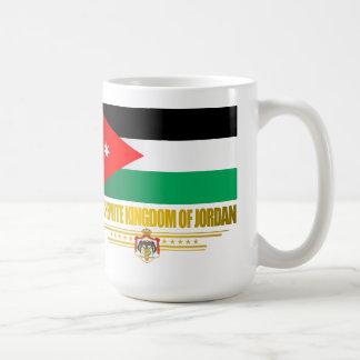 Kingdom of Jordan Flag Coffee Mug