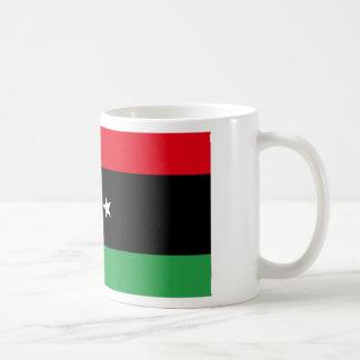 Kingdom of Libya Flag (1951-1969) Basic White Mug