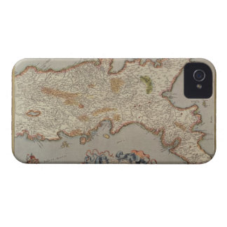 Kingdom of Naples iPhone 4 Case-Mate Case