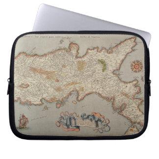 Kingdom of Naples Laptop Sleeve
