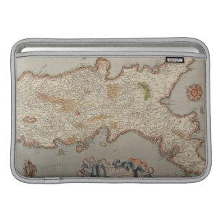 Kingdom of Naples MacBook Air Sleeve