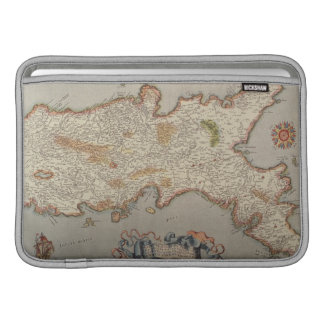 Kingdom of Naples MacBook Sleeve