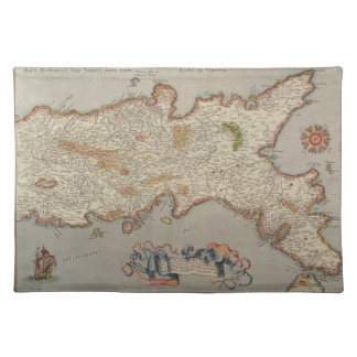 Kingdom of Naples Placemat