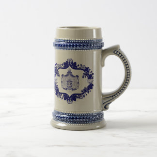 Kingdom of Netherlands Beer Stein