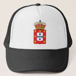 Kingdom of Portugal Coat of Arms (1830) Trucker Hat