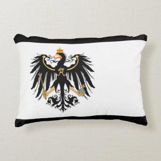 Kingdom of Prussia national flag Decorative Cushion