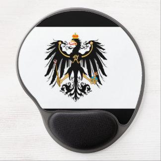 Kingdom of Prussia national flag Gel Mouse Mat