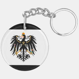 Kingdom of Prussia national flag Key Ring