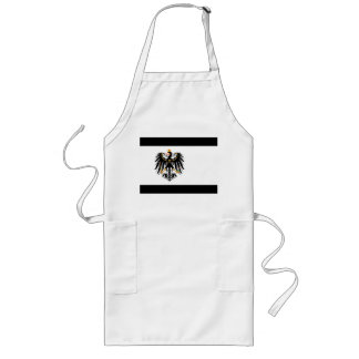 Kingdom of Prussia national flag Long Apron