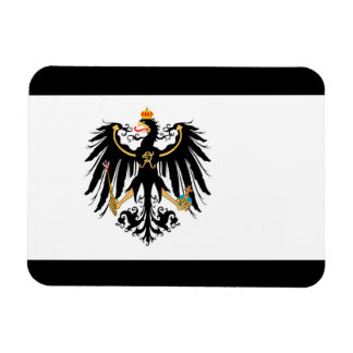 Kingdom of Prussia national flag Magnet